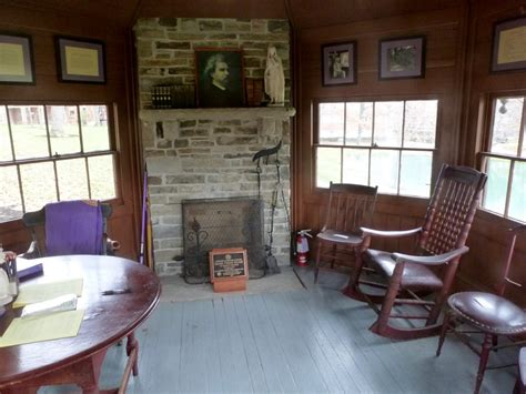 room elmira ny johnbyronkuhner the room where tom sawyer was written