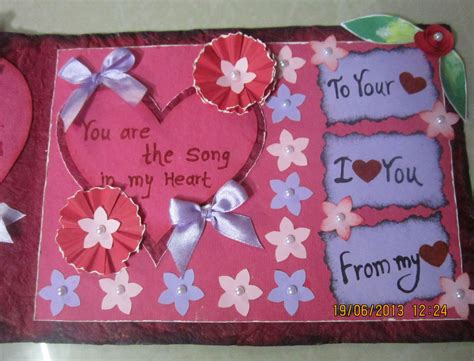 Handmade Birthday Cards For Lover - handmade happy birthday cards for him www imgkid