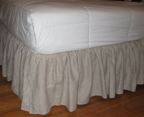 queen bed skirts queen size dust ruffle dimensions crafts