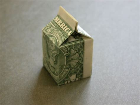 Origami Dollar Box - 30 best images about origami on money origami