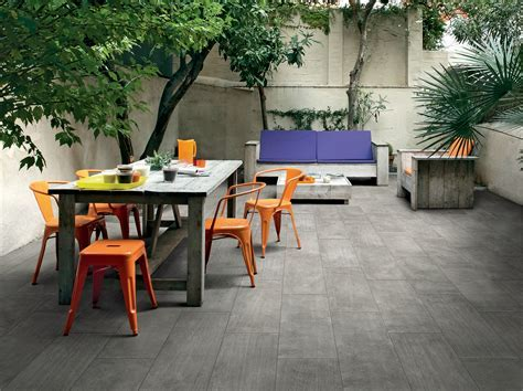 How to lay tile over concrete   Outdoor installation