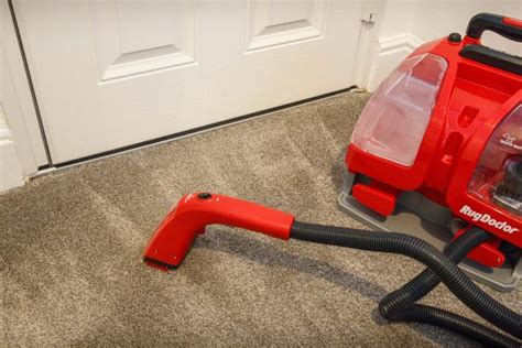 will a rug doctor fit in my car rug doctor portable spot cleaner review