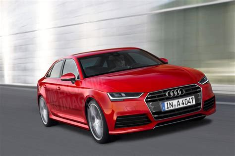 Neuer Audi A4 2015 by New Audi A4 2015 Official Pics Revealed Pictures Auto