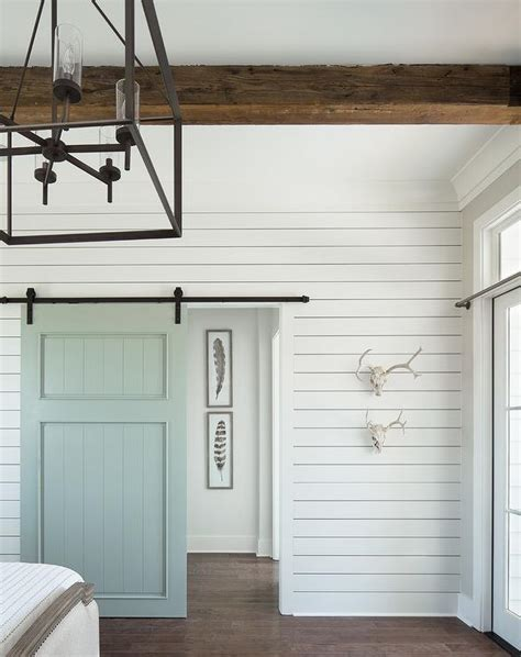 Black Horizontal Bookcase 14 Tips For Incorporating Shiplap Into Your Home