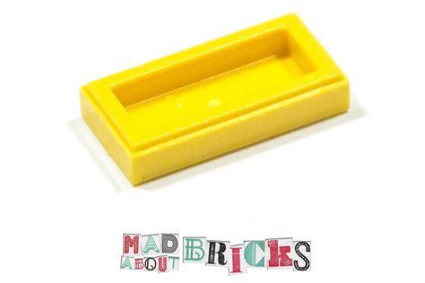 Set Part 2x2 Yellow lego 3069 1x2 flat tile 306924 ebay