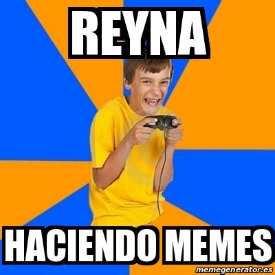 Kid Gamer Meme - meme annoying gamer kid reyna haciendo memes 16842175