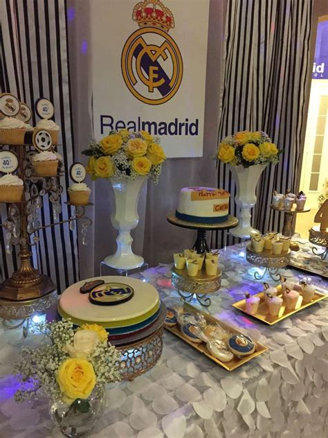 real madrid birthday birthday ideas photo 1