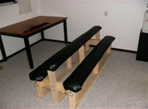 homemade spanking bench 1000 images about odds and sods on pinterest pallet
