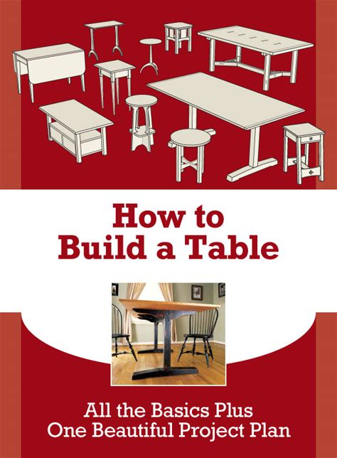 woodworking plans  depth   shaker furniture  popular woodworking magazine