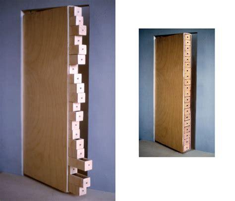 Drawer Door drawers in door edge stashvault