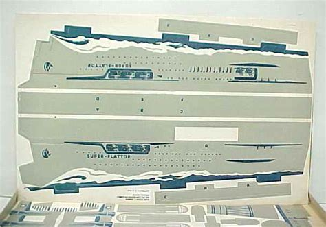 How To Make A Paper Aircraft Carrier - antique boats and nautical collectibles memorabilia