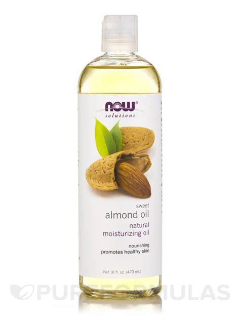 Sweet Almond Now Foods 118ml sweet almond now 174 solutions sweet almond 16 fl
