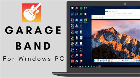 pc garage band garageband for pc windows 10 8 7 vista mac
