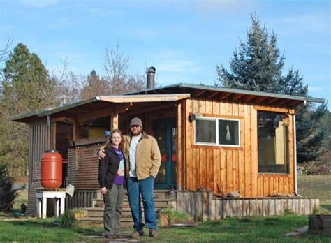 Build Grid Cabin by Build Diy Reclaimed Grid Tiny Cabin For 7k