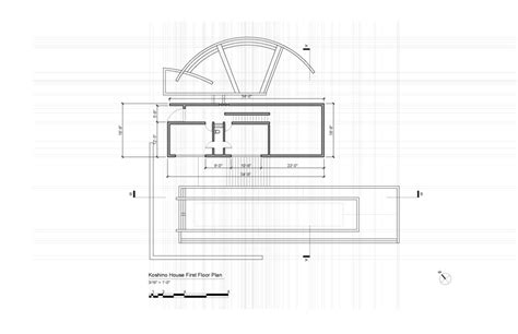 tadao ando floor plans koshino house first floor plan nli nha o pinterest