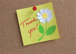 Thank You Notes by Thank You Note New Calendar Template Site