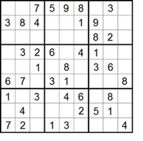 printable sudoku games adults 9 best images of printable memory exercises for adults