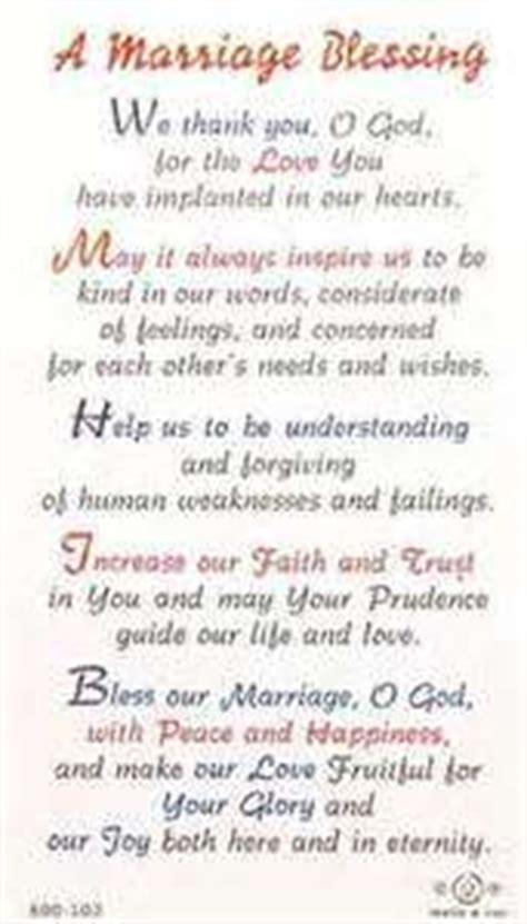 Wedding Blessing From Of Honor by Marriage Blessings Christian Quotes Profile Picture Quotes