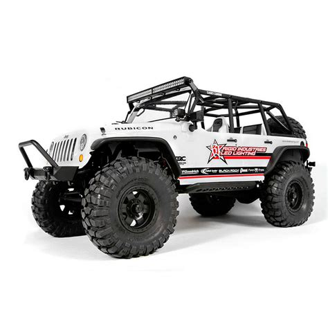jeep rock crawler rc axial 90035 jeep wrangler rc truck at hobby warehouse