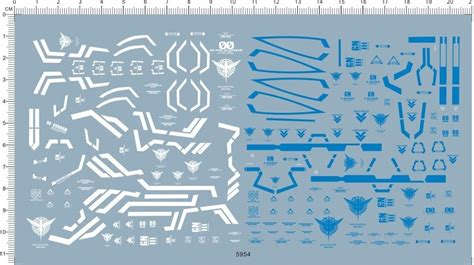 Water Decal Mg Oo Qant Gn Sword By Dl Model mg oo raiser mg seven sword water decal bandai gundam models kits premium shop
