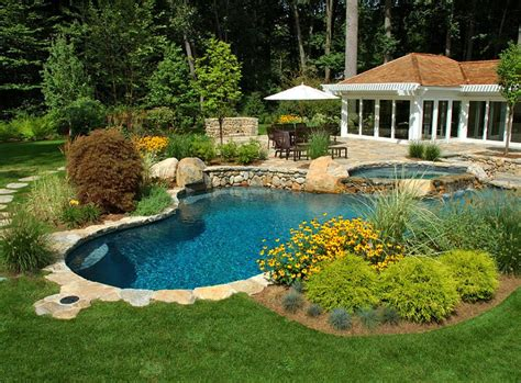 backyard pool landscaping ideas pictures 27 pool landscaping ideas create the perfect backyard
