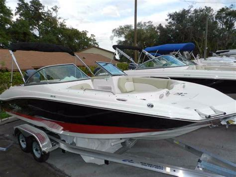 new deck boats for sale 2016 new nauticstar 203dc sport deck boat for sale