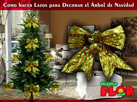lazos elegantes para decorar el 193 rbol de navidad