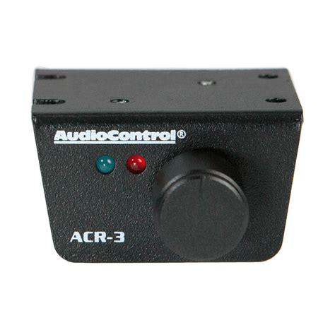 Speaker Acr Pro acr 3 audiocontrol