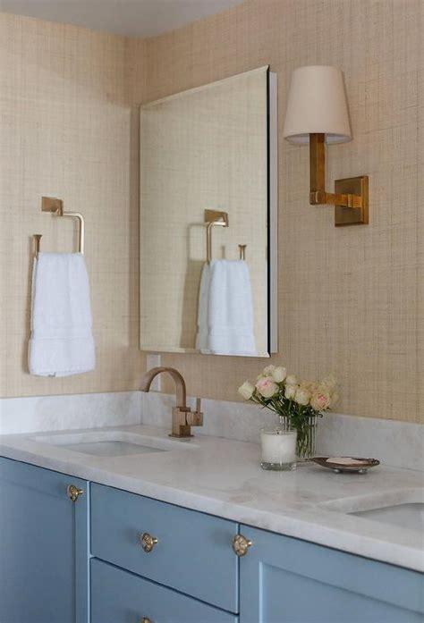 blue bathroom furniture navy bathroom vanity with industrial rivet medicine