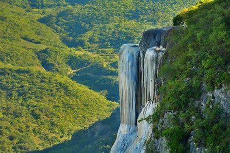 imagenes naturales de oaxaca hierve el agua un escenario espectacular en oaxaca