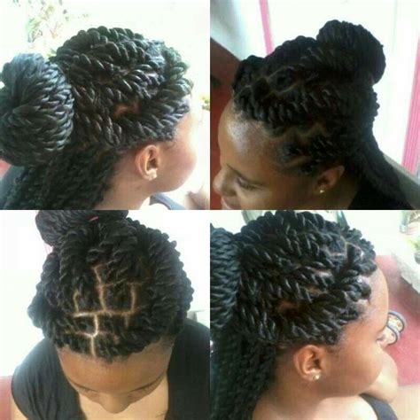 Rope Twists Hairstyles by Rope Twist B A P S Hairstyles Rope Twist