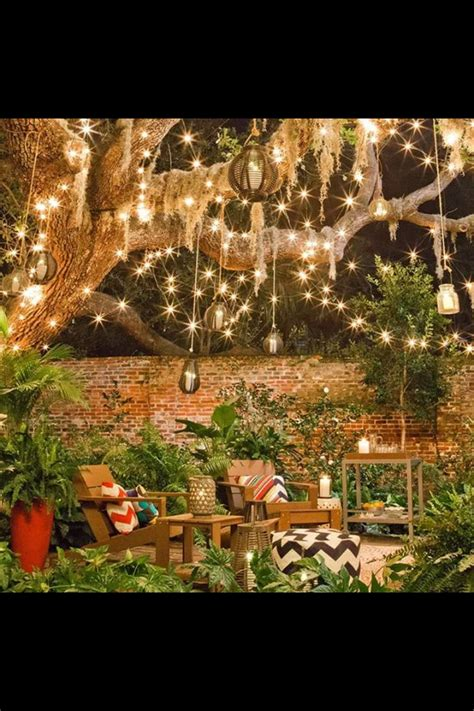 backyard christmas lights 13 best images about lights on pinterest home design