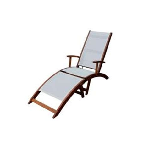 Patio Lounge Chairs Home Depot Home Styles Bali Hai Patio Chaise Lounge Chair 5660 83