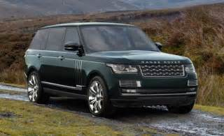 Land Rover Perth Used Cars Range Rover Edition Coming To U S Has
