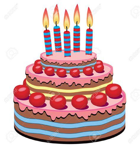 torta con candele dessin de gateau d anniversaire 3 design