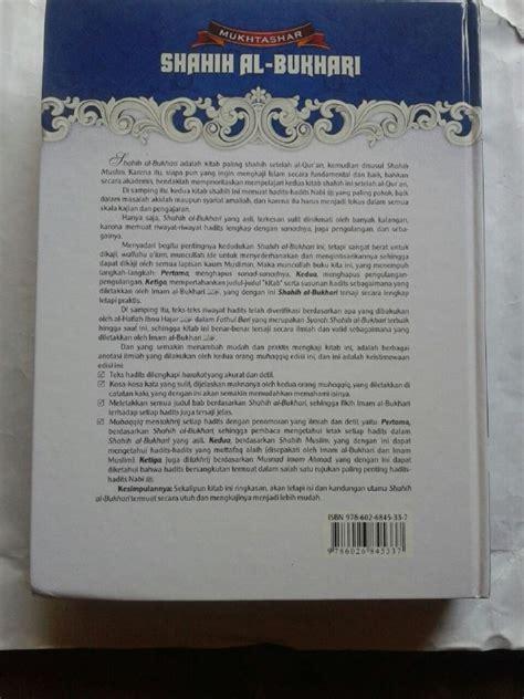 Cinta Rasul Antara Sikap Berlebihan Dan Dh Buku Murah Groceria buku mukhtashar shahih al bukhari