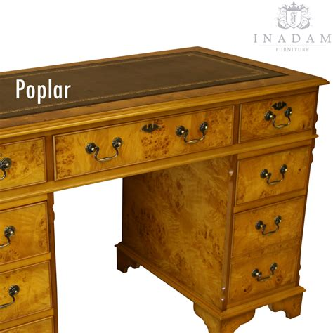 Poplar Wood Furniture by Inadam Furniture 3 Drawer Filing Cabinet In Mahogany