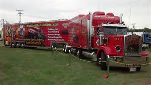 Largest Semi Truck Sleeper by The World S Semi Tractor