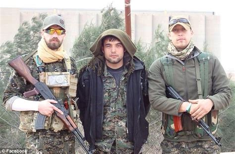 Brit ex soldiers who travelled to syria to fight isis say battlefield