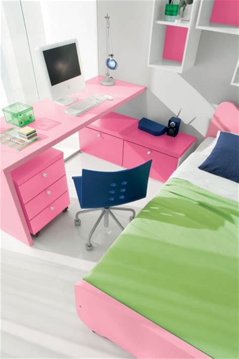 cool girls bedrooms cool pink girls bedroom designs from doimo city line kidsomania