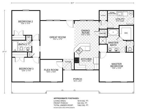 Southwest Homes Floor Plans Durango B Floor Plans Southwest Homes Luxamcc
