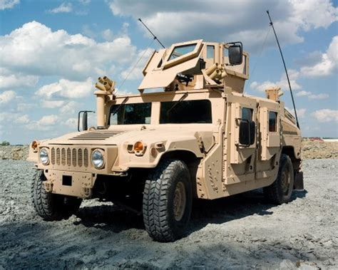 armored humvee m1114 uah hmmwv in scale