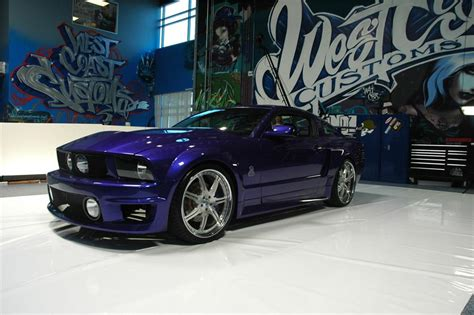2008 ford mustang shelby wcc custom mustang 63827