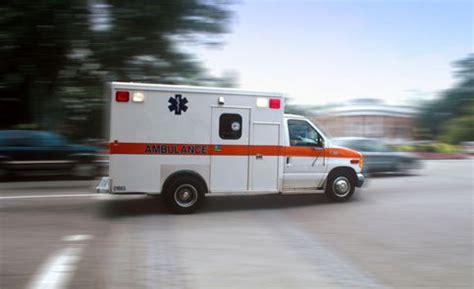 Lu Led Ambulance an ambulance screams by do you feel happy or sad