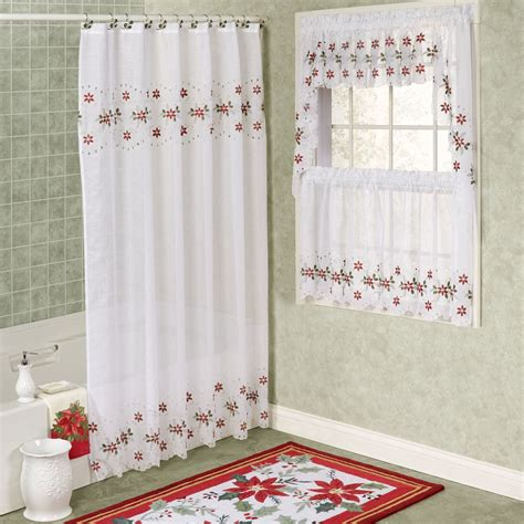 holiday shower curtain curtains ideas 187 shower curtain window inspiring
