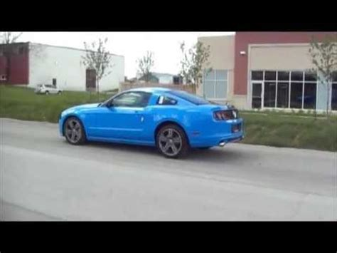 2014 mustang exhaust sounds 2014 mustang v6 roush exhaust sound comparison colony