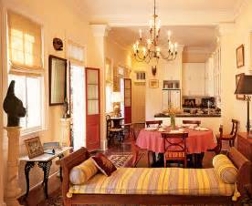 Living Room Dining Room Kitchen Combination Living Room Dining Room Kitchen With World Charm