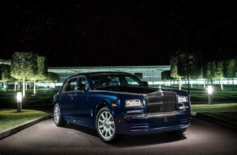 roll royce dubai rolls royce phantom celestial edition revealed in dubai