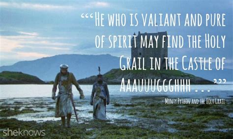 monty python quotes holy grail holy grail quote quote number 611060 picture quotes