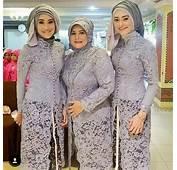 Model Kebaya Batik Modern Untuk Pesta  Baju Muslim